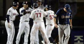 韓國職棒決賽速報G2