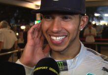 Lewis Hamilton:第二座世界冠軍比第一座更有意義