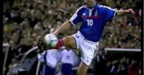 天堂的模樣─Zinedine Zidane