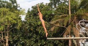 讓跳水走進大眾生活 享受「全民跳水」
