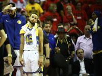針對Curry被打點,淺談系列賽走向