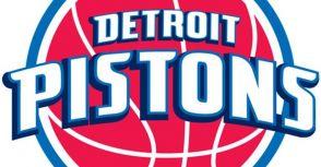 NBA球隊的球衣演進史: Detroit Pistons