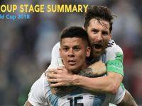 【2018年俄羅斯世界盃】小組賽全記錄總結