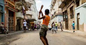 美國、古巴、棒球夢