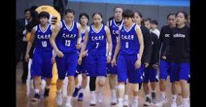 文化大學女籃隊:女王退位,首度無緣4強