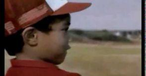 世間的名字,Tiger Woods:神童