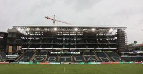 [圖片]波特蘭 Providence Park 球場改建