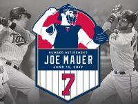 北大荒全新傳奇入列--Joe Mauer背號退休之榮耀禮讚