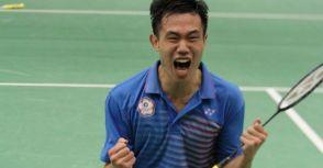 台灣首面世青賽金牌 呂家弘突破自我的台北羽球公開賽