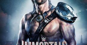 """WWE 全新格鬥手機遊戲 """"WWE Immortals"""""""