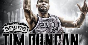 【馬刺記事】:Manu名列尊敬指數第九、Duncan入選全明星賽