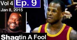 Shaqtin' A Fool (01/02) :KG 愛的吹吹~!
