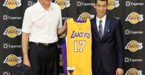 Jeremy Lin的好,我們知道。