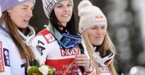 2015高山滑雪世錦賽戰報:女子組超大彎道(Ladies' Super-G)