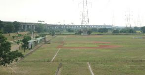 中部最具規模球場聚落-大肚溪棒球場