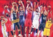 2015 NBA明星賽前瞻 - 23呎線上的頂尖對決