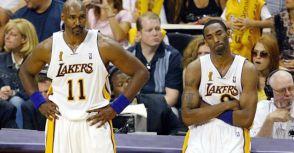 Kobe與Malone - 一個需要幹上一架才能解決的羅生門情仇