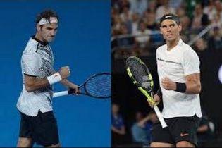 他們走著 像夜色一樣優美-Federer與Nadal