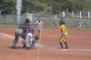 瘦菊子:「棒球跟做人是一樣的」
