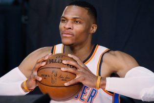 Westbrook為雷霆努力的11年與最後一次助攻