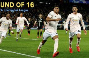 歐冠十六強對戰全記錄(上)
