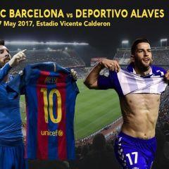 國王盃:巴塞隆納vs阿拉維斯