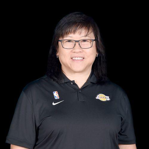 湖人物理治療顧問Judy Seto