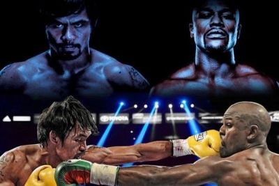 世紀之戰-Pacquiao vs. Mayweather
