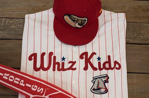 """""""我的神童年代"""",費城人的3A球隊將換上""""Whiz Kids""""傳奇球隊球衣"""