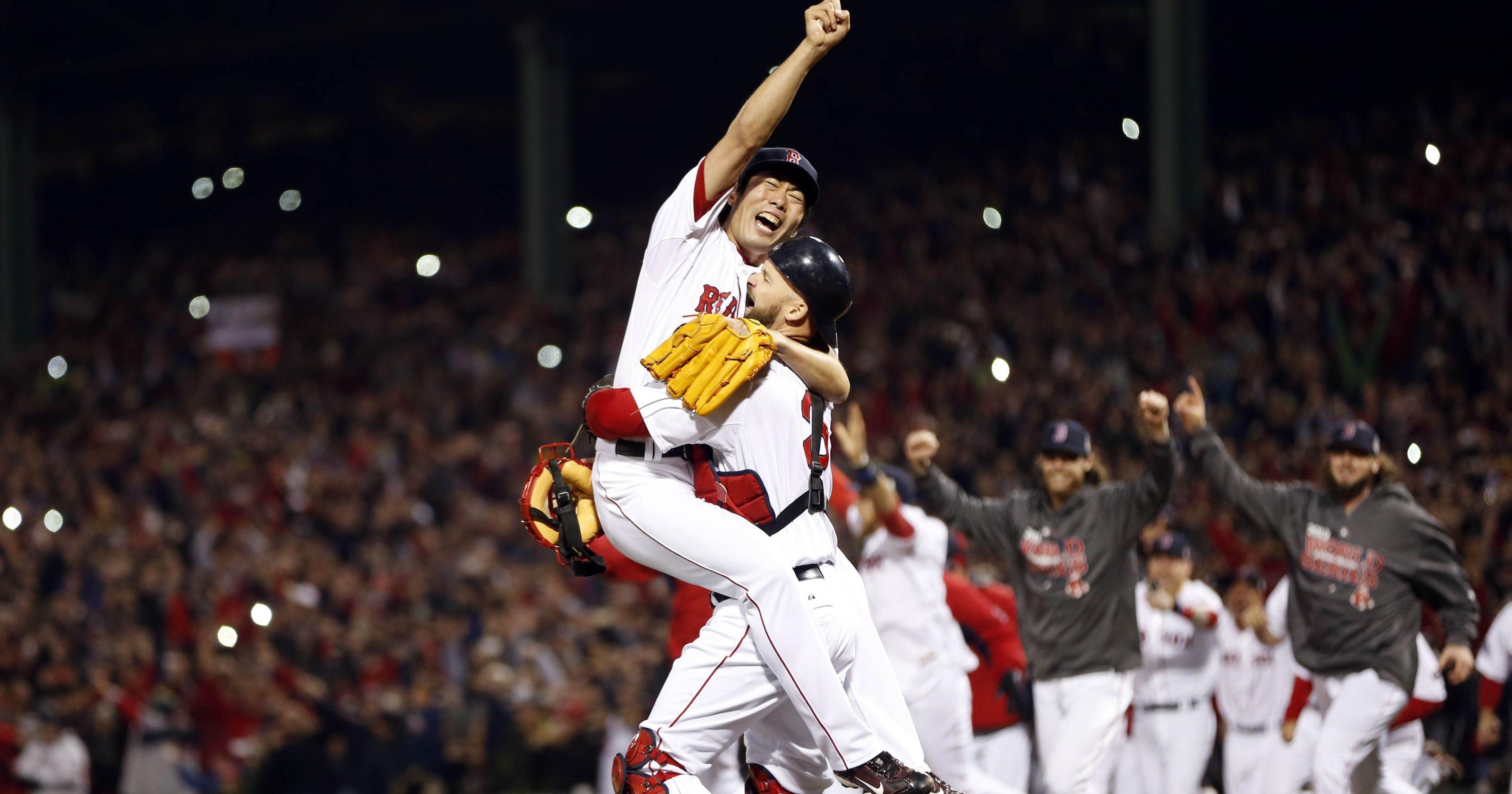 2013MLB—波士頓的冠軍榮耀!